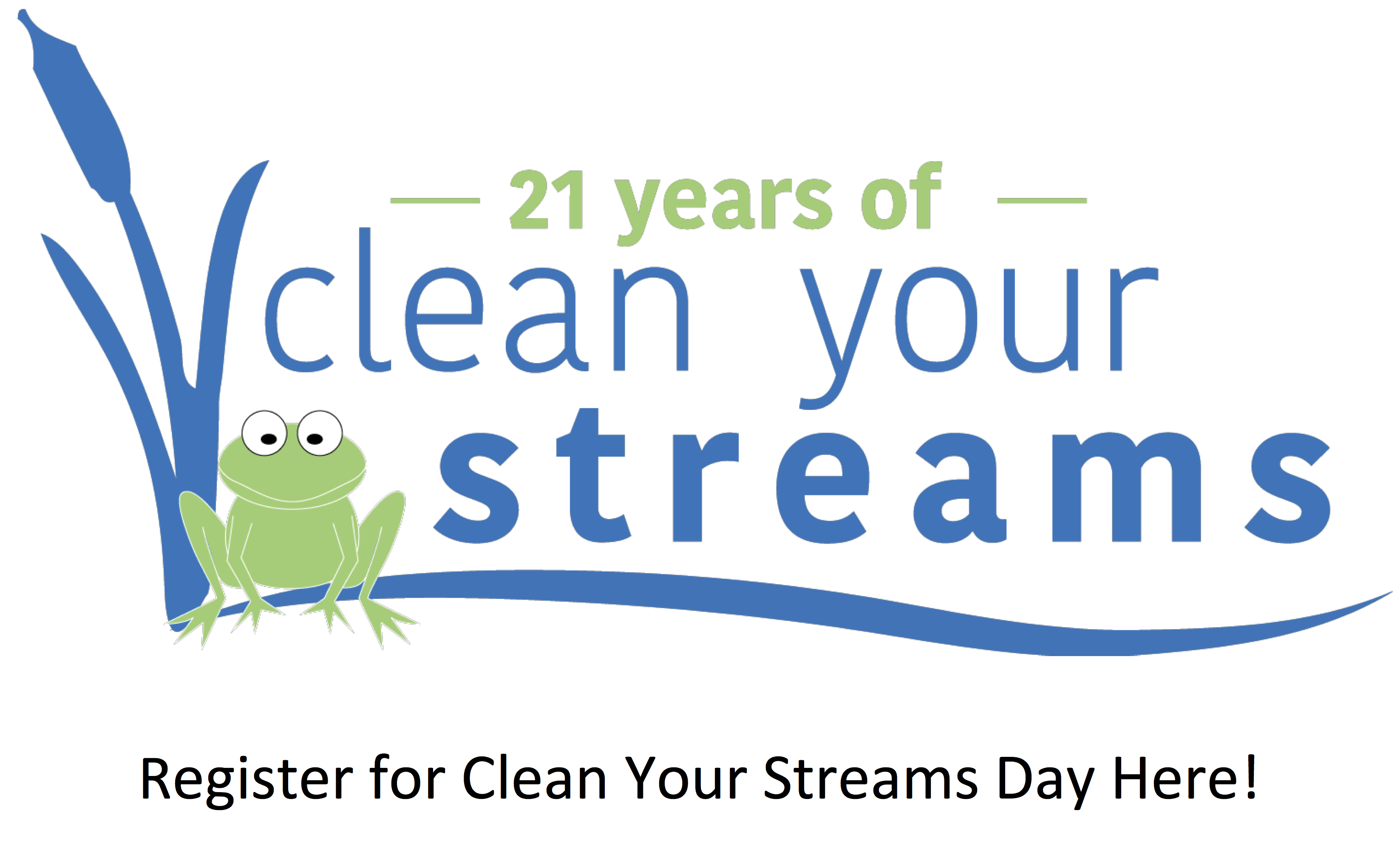 Register for Clean Your Streams Day Here