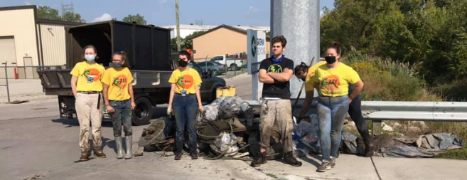 Youth Improve Our Rivers