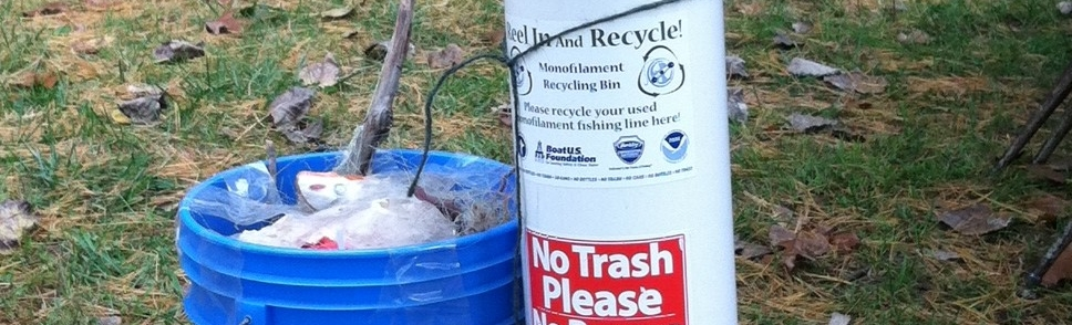 Reel in and Recycle